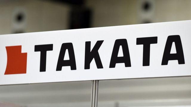 Takata reports loss as airbag recall continues