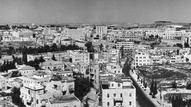 1965లో జెరూసలెం