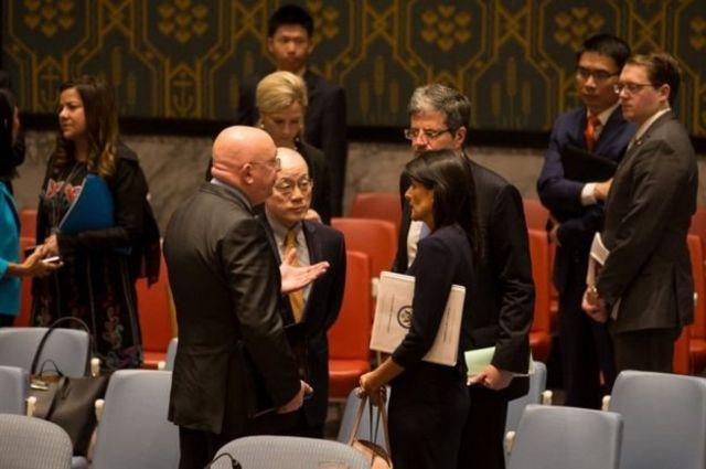 کشورهای بزرگ در اوایل ماه جاری در مورد کره شمالی موضعی مشترک داشتند