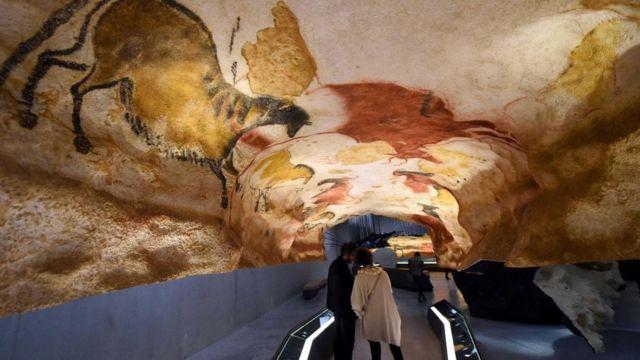 古人类的洞穴艺术