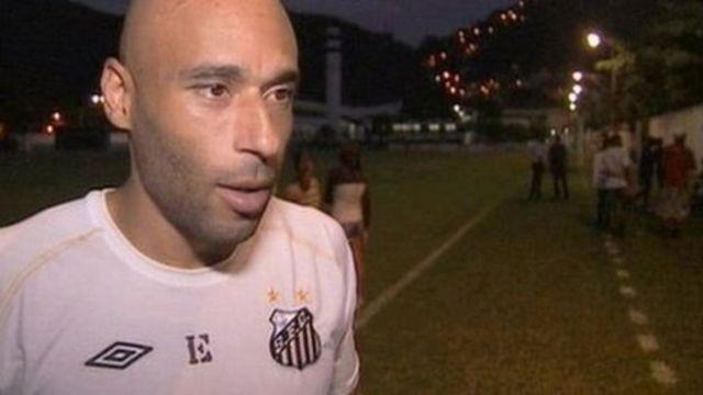 Edinho ni mwana wa gwiji wa soka nchini Brazil Pele