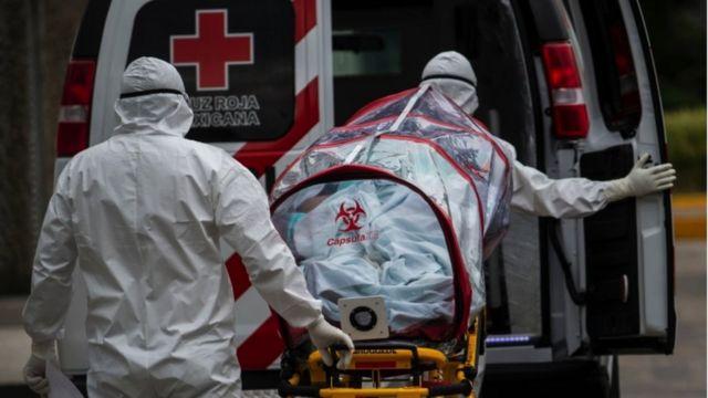 Coronavirus en México: el país supera las 20.000 muertes por covid-19 tras  duplicar las cifras reportadas en menos de 3 semanas - BBC News Mundo