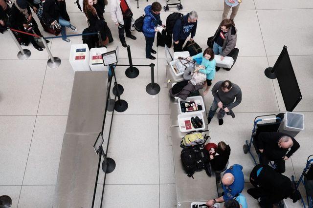 pengamanan bandar udara
