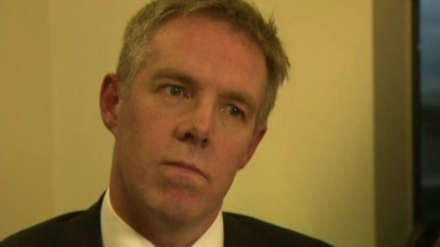 Ian Williamson is the chief officer of Greater Manchester Health and Social Care Devolution