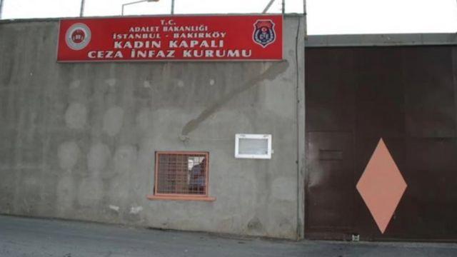 Bakırköy Kadın Kapalı Ceza İnfaz Kurumu