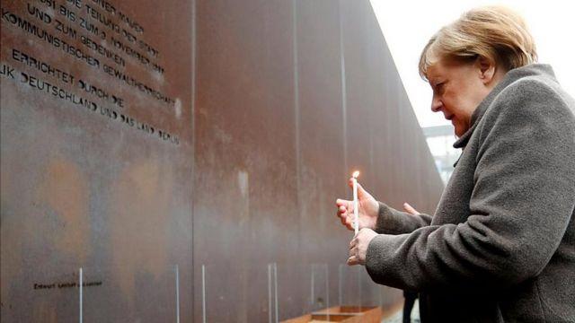 Thủ tướng Đức Angela Merke