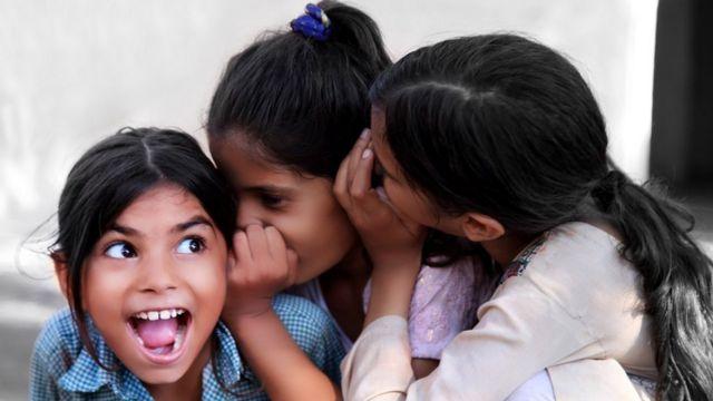 tri devojčice