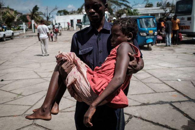 Cyclone Idai: What are the immediate dangers?