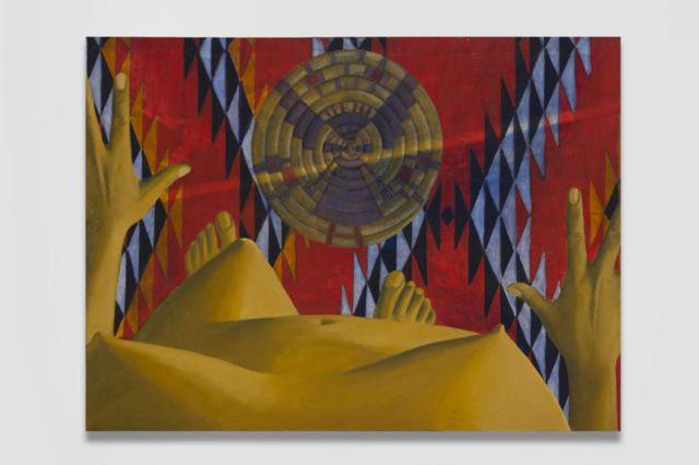 Luchita Hurtado, Sin título, 1969, © Luchita Hurtado Hammer Museum, Los Angeles. Adquirida a través del Board of Overseers Acquisition Fund. Cortesía de la artista y Hauser & Wirth. Foto: Jeff McLane