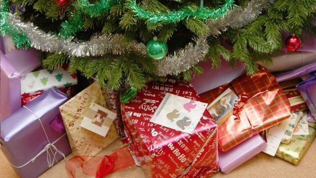聖誕節最安全的地方就是家裏