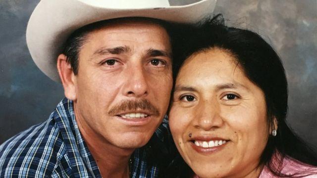 Розенда и Франсиско-старший