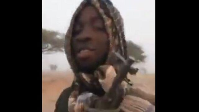 Di video wey don go viral for social media wey Nigeria army dey deny