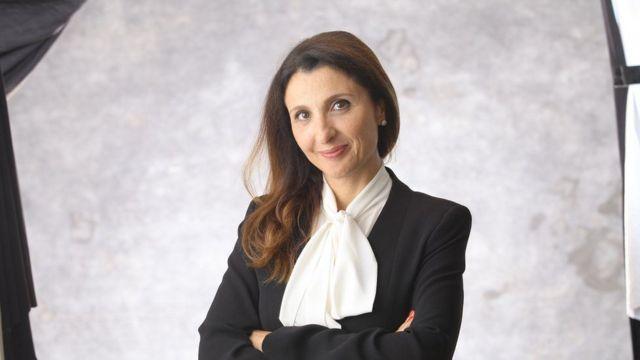 فلور حسن- ناهوم من مركز الأعمال الإماراتي - الإسرائيلي