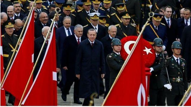 سياسيون أتراك