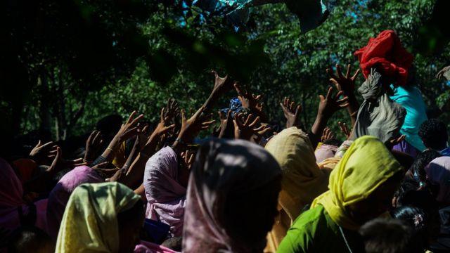 لاجئون من الروهينغيا