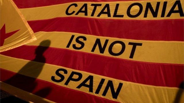 Bendera Catalunya