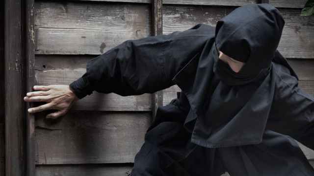 Japanese police arrest 74-year-old ninja thief suspect