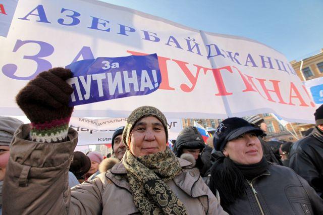 FMX statistikasına əsasən, Rusiyada yarım milyon Azərbaycan vətəndaşı yaşayır