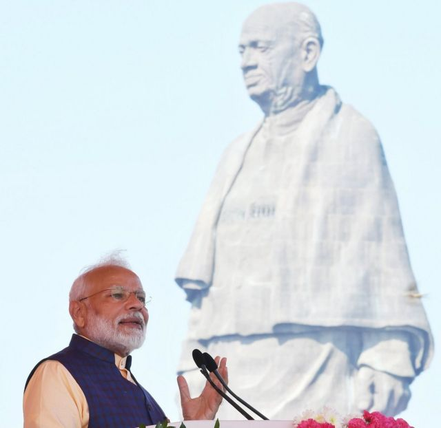 नरेंद्र मोदी, Narendra Modi, SardarVallabhbhaiPatel