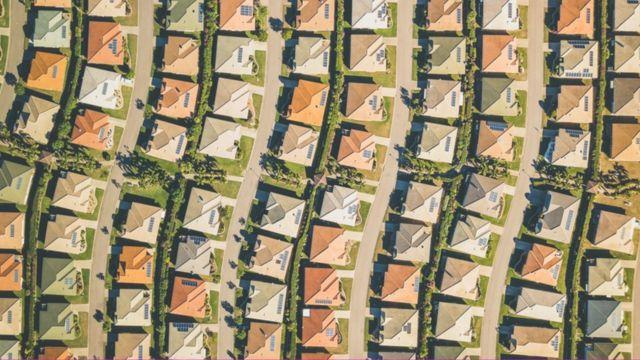 Urbanización residencial