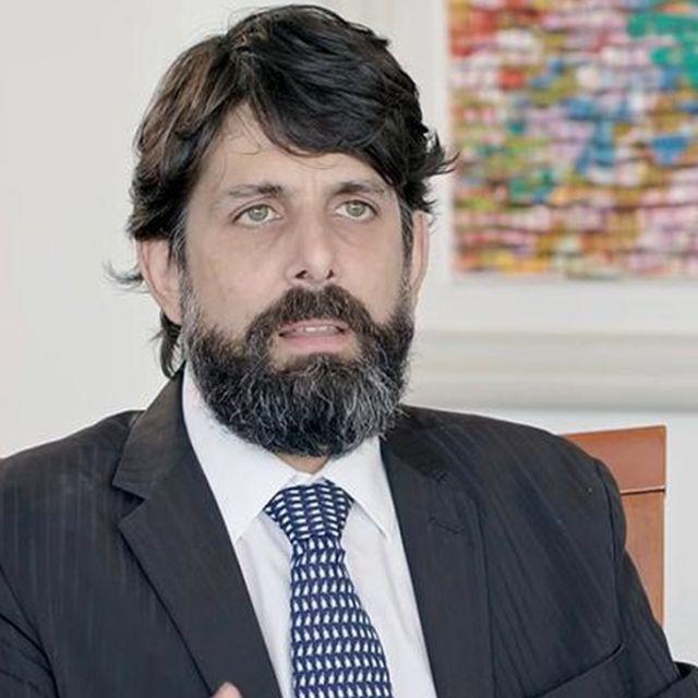 Advogado Emílio Figueiredo, do grupo Reforma