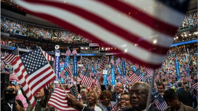 2016年民主党党代会