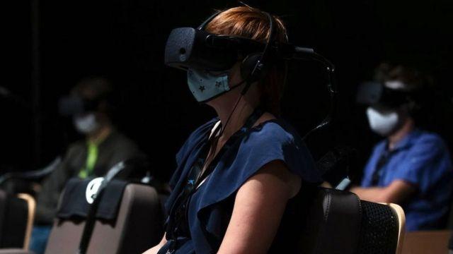 صدا، سیما و احساس در واقعیت مجازی