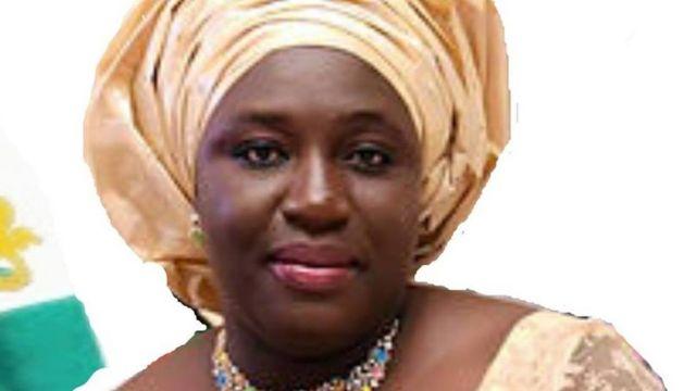 Mrs Ololo Ogechi, sister to Rochas Okorocha wey go head Imo State ministry of happiness