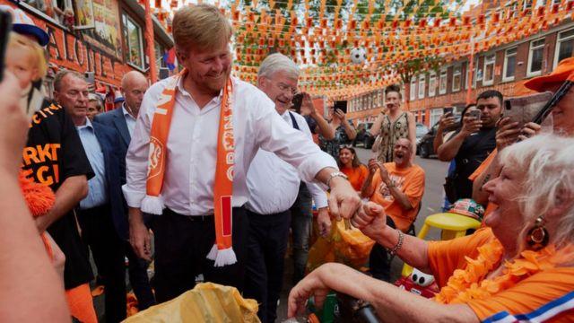 Hollanda Kralı Willem-Alexander