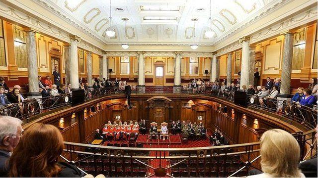 新西蘭議會
