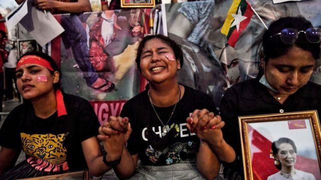 Người Myanmar 'đau buồn nhưng đoàn kết hơn bao giờ hết'