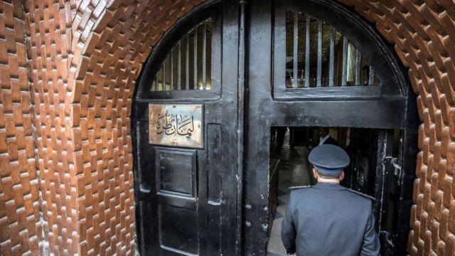 سجن طرة في مصر