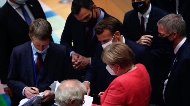 Debate en Bruselas