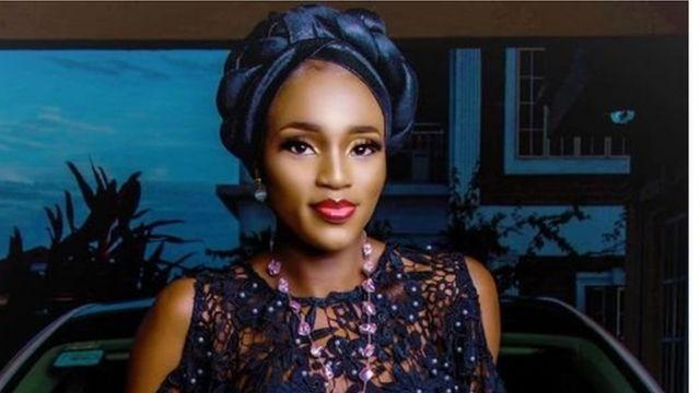 Actress Bukunmi