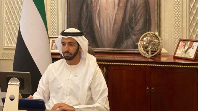شخبوط بن نهيان يحل في محل قرقاش في خارجية الإمارات