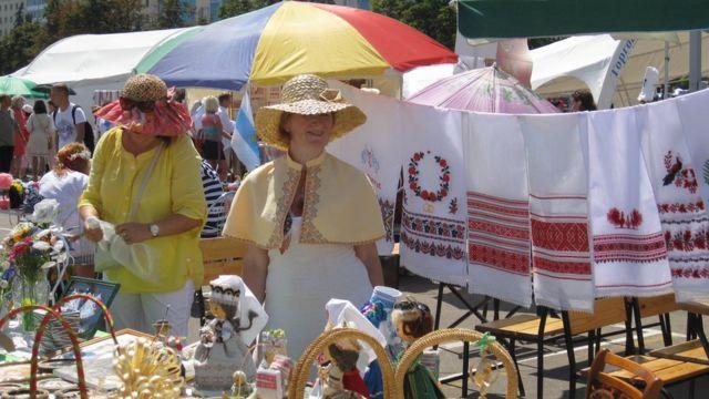 Ярмарка в Минске