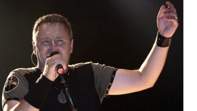 Marko Perković Tompson, jul 2018
