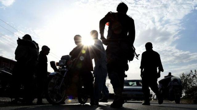 تتولى الشرطة الأفغانية في ولاية هلمند محاربة طالبان