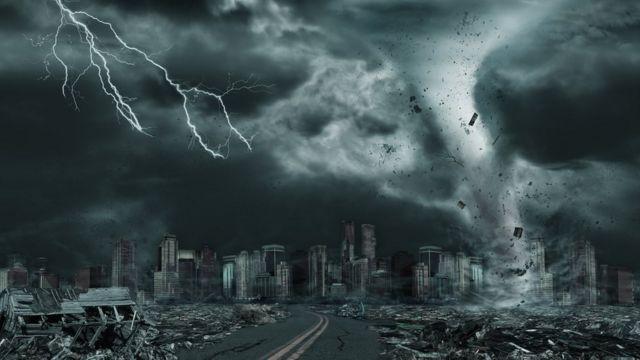 Апокалиптические пейзаж