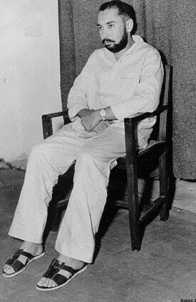 पाकिस्तान में युद्ध बंदी के तौर पर ब्रजपाल सिंह सिकंद की तस्वीर.