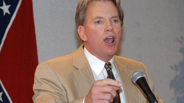 David Duke, former Ku Klux Klan leader, to run for Congress