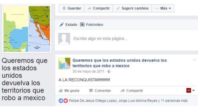Comunidad de Facebook
