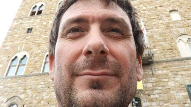 Diego Angelini, una de las víctimas argentinas del ataque a Nueva York.