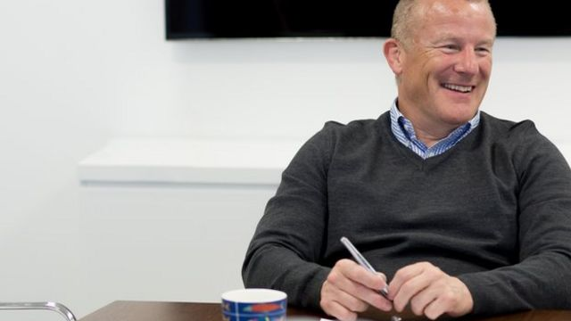 Neil Woodford: The man who can't stop making money
