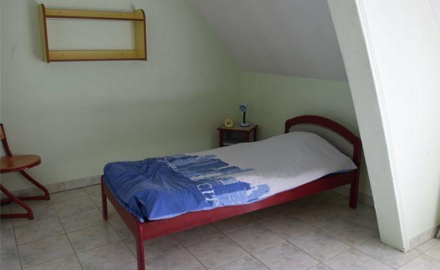 Dormitorio en Pontourny