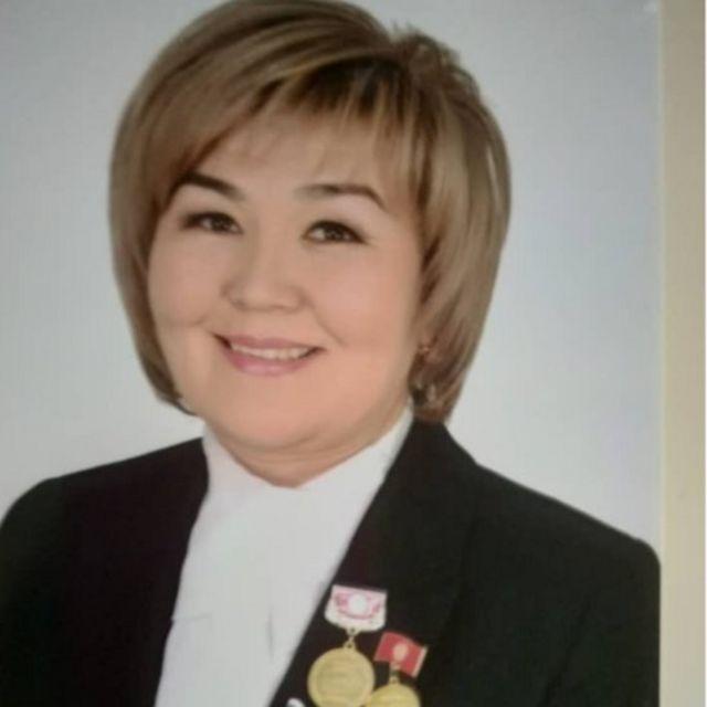 Акчач Жолдошева, ОшМУнун доценти, практик- психолог