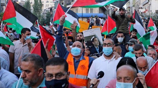 فلسطینی عوام