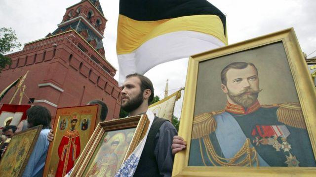 พระเจ้าซาร์ นิโคลัสที่ 2 ทรงเป็นซาร์พระองค์สุดท้ายของรัสเซีย