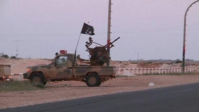 L'opération militaire pour reprendre Syrte avait été lancée en mai par les forces du gouvernement libyen d'union nationale (GNA).
