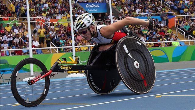 Marieke Vervoort ganó medalla de plata en la carrera de 400 metros en Río el sábado